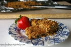 quinoa granola bar